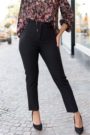 Dixie Pantalone piatto stretch Dixie   9   P845Q10701