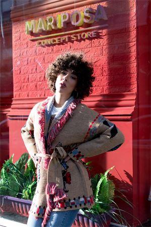 Vicolo Cardigan etnico con fusciacca Vicolo | 39 | 7162W01