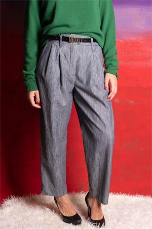 Pantalone in tela Gessato VICOLO Vicolo | 9 | DW004001
