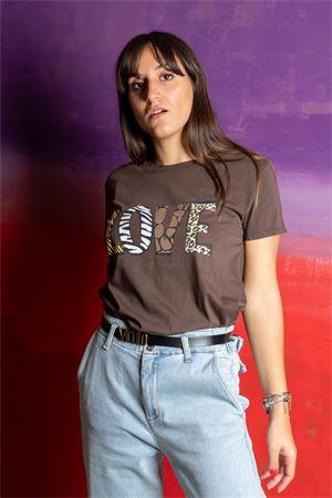T-shirt LOVE animalier vicolo Vicolo | 8 | RW011504