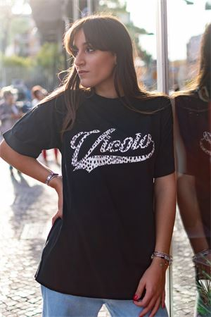 T-shirt logo Pois vicolo Vicolo | 8 | RW012403