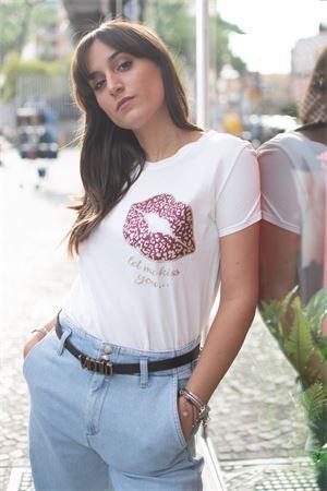T-Shirt KISS Vicolo Vicolo | 8 | RW013602