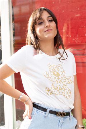 T-shirt stampa orsetto vicolo Vicolo | 8 | RW015801