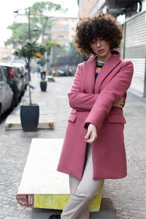 Vicolo cappotto basic monopetto Vicolo   17   TW081501