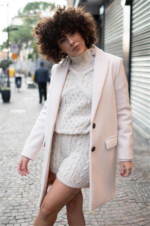 Vicolo cappotto basic monopetto Vicolo | 17 | TW081504
