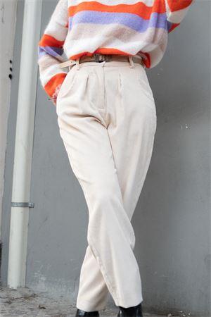Vicolo pantalone baggy in velluto a coste Vicolo | 9 | TW147001