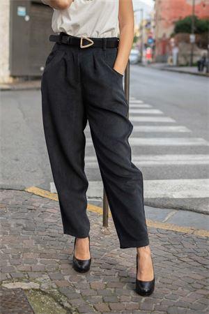 Vicolo pantalone baggy in velluto a coste Vicolo | 9 | TW147003