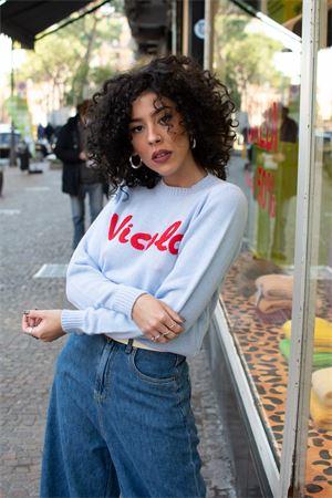 Vicolo pull logo ricamato Vicolo | 7 | 7093X02