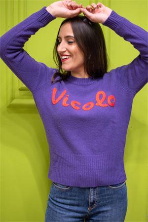 Vicolo pull logo ricamato Vicolo | 7 | 7093X04