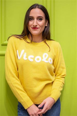 Vicolo pull logo ricamato Vicolo | 7 | 7093X09