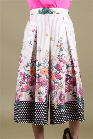 Palace trousers 3/4 floral fantasy CRISTINAEFFE MILAN CristinaEffe Milano | 9 | 0429 2311 JUNE5180