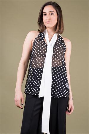 Sleeveless neck-effect tie top CRISTINAEFFE MILAN CristinaEffe Milano | 40 | 1207 2307 LITZ6178