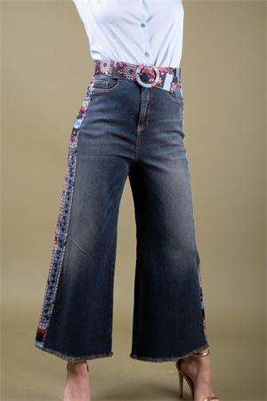 Jeans 5 tasche gamba larga  CRISTINAEFFE MILANO CristinaEffe Milano | 24 | 1557 DION5684