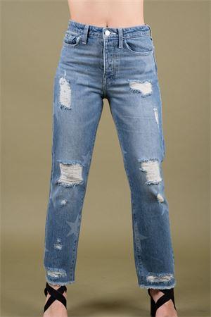 Jeans vita regolare con abrasioni Guess Guess | 24 | W91A16D3HS0GIZM