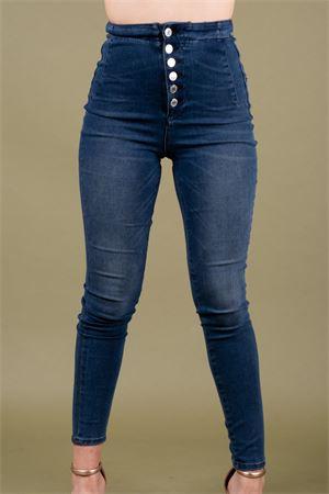 Jeans vita alta hosiery Guess Guess | 24 | W91A45D3HIOHOBU