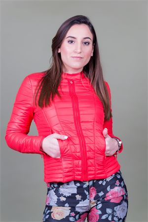 Quilted down jacket 100 grams Guess Guess | 13 | W91L48WBAD0G501