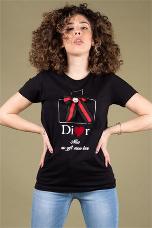 T-Shirt stampa grafica Dior NO GIFT MORE LOVE NO Gift More Love | 8 | WTS04001