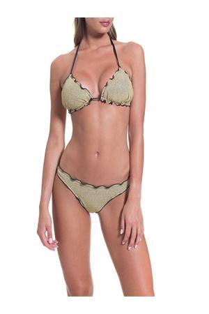 Bikini in lurex tre pezzi dolceriva Dolceriva | 85 | 124702