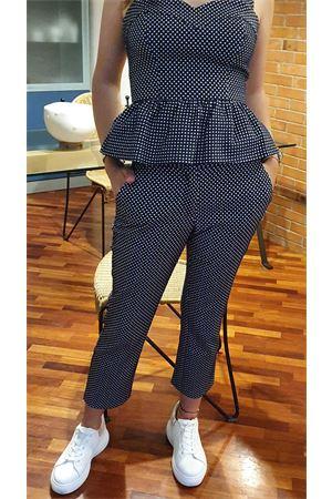Pantalone capri in cotone piquet guess Guess | 9 | W0GB18WCUE0F77T