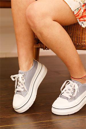 Sneaker bassa in canvas NO NAME | 12 | BL22801