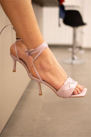 Sandalo fascia a trecce NO NAME | 12 | QG220701