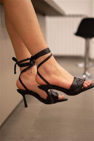 Sandalo fascia a trecce NO NAME | 12 | QG220702