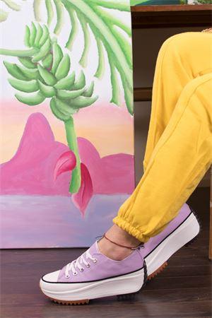 Sneakers bassa in canvas fondo runner NO NAME | 12 | VL137P01