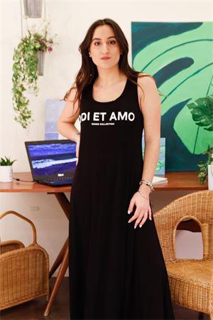 odi et amo abito canotta lungo con logo Odi et Amo | 11 | 097T101