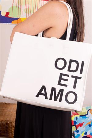 odi et amo shopping bag con logo Odi et Amo | 31 | 131T102