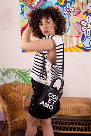 odi et amo micro shoppin bag logo Odi et Amo | 31 | 132T101