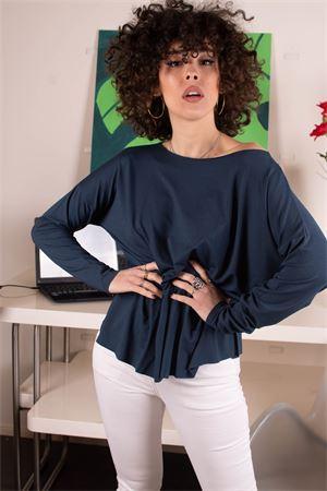 Susymix T-shirt over taglio laser unito Susy Mix | 7 | BL8201206