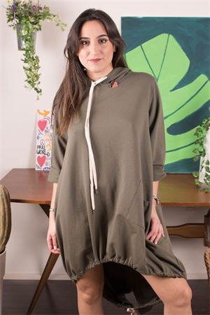 susymix abito in felpa con cappuccio Susy Mix | 11 | NONB18101