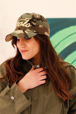 vicolo cappello camouflage con logo esteso Vicolo | 20000086 | AH002901