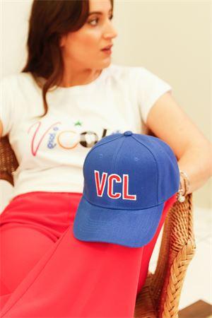 vicolo cappello baseball con logo VCL Vicolo | 20000086 | AH003001