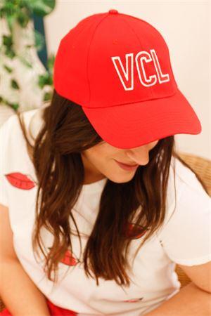 vicolo cappello baseball con logo VCL Vicolo | 20000086 | AH003002