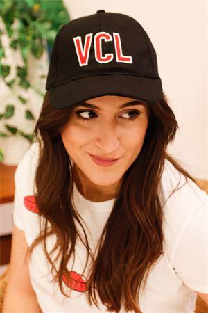 vicolo cappello baseball con logo VCL Vicolo | 20000086 | AH003003