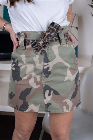 vicolo mini camouflage con cintura Vicolo | 15 | DH009101