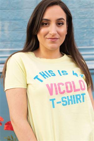 vicolo t-shirt grafica Vicolo | 8 | RH033203
