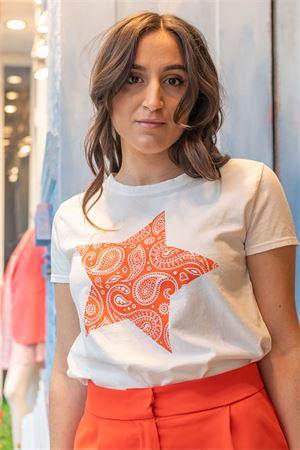 vicolo t-shirt stella bandana Vicolo   8   RH057401
