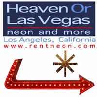 Heaven or Las Vegas Neon