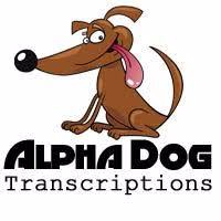 Alpha Dog Transcriptions