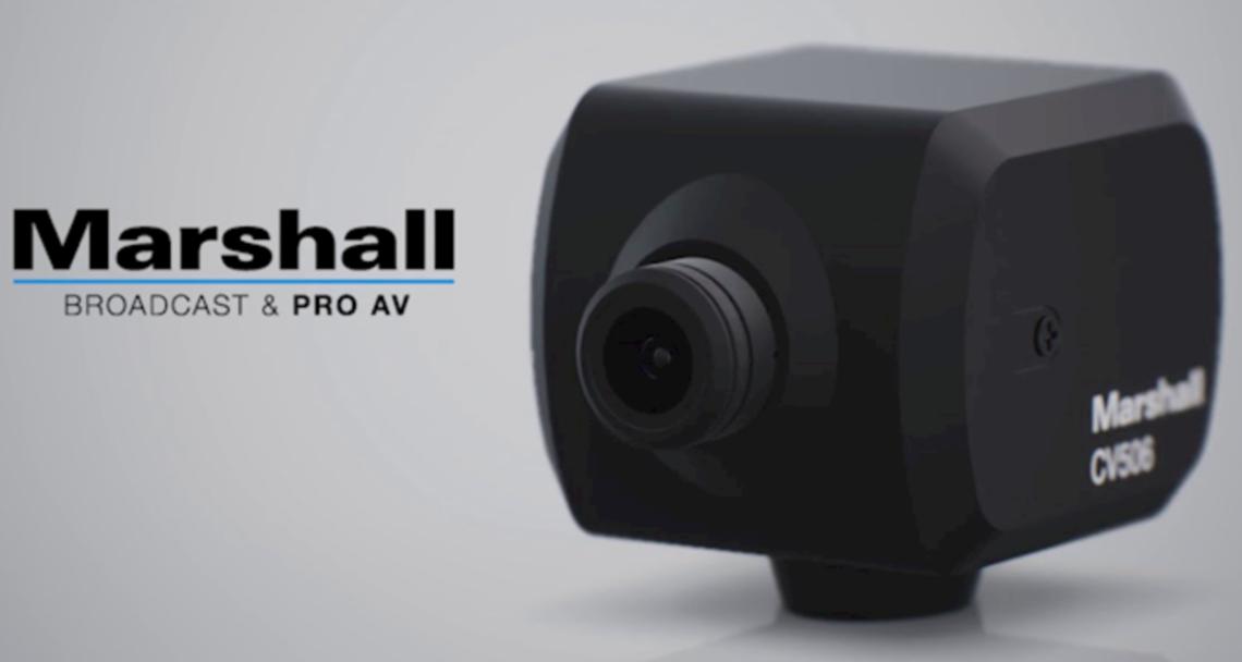In Review: Marshall Electronics CV506 Mini HD Camera (3G/HD-SDI, HDMI)