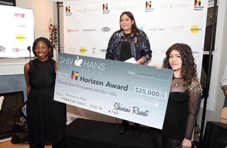 Emerging Female Directors Honored At 2017 Horizon Awards