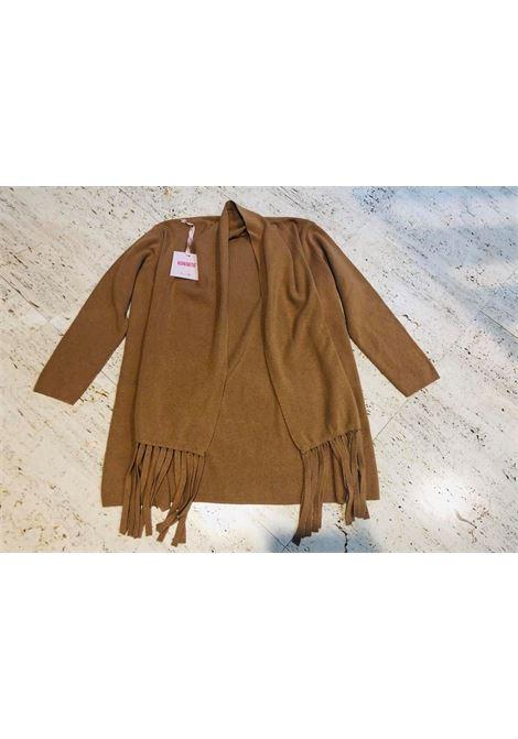 giacca frange KONTATTO | Giacca | 3M8142CAMMELLO