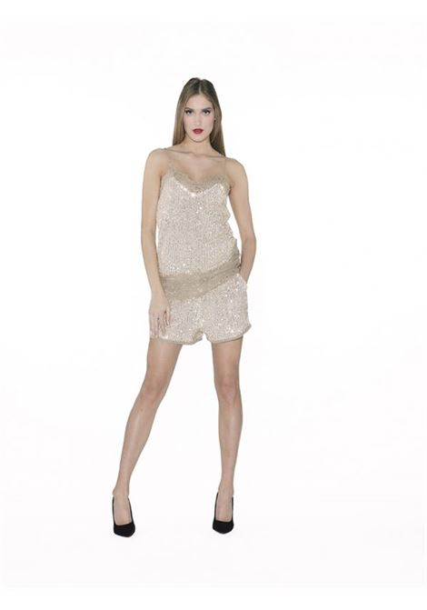 Top paillettes NO SECRETS | Top | NS104ORO