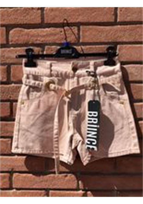 BRIINCE | Shorts | B1816BEIGE
