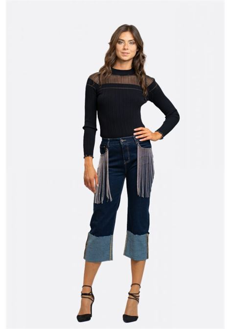 jeans frange brillanti NO SECRETS | Jeans | NS104BLU