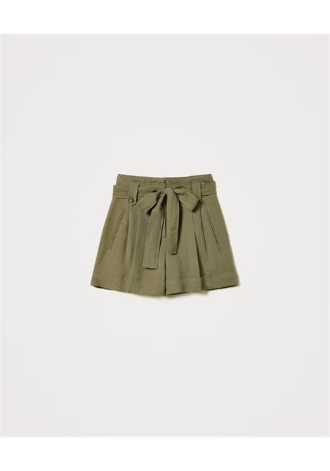 shorts seta TWINSET COLLECTION | Shorth | 211TT258600914