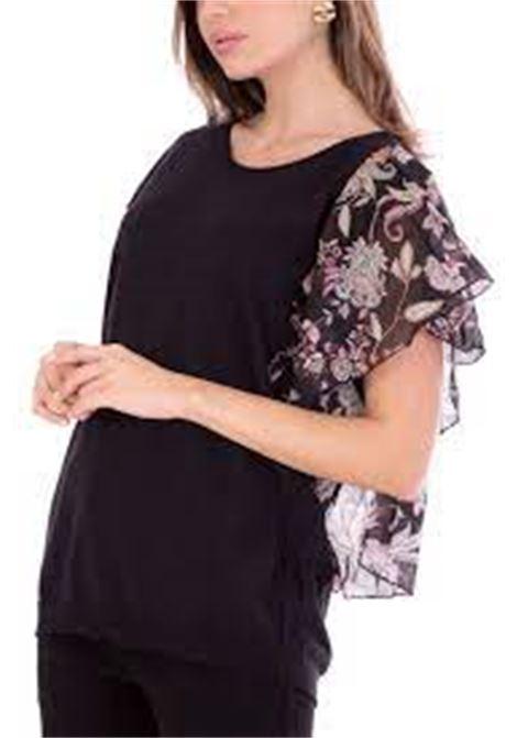 maglia bicolore TWINSET COLLECTION | Maglia | 211TT308006147