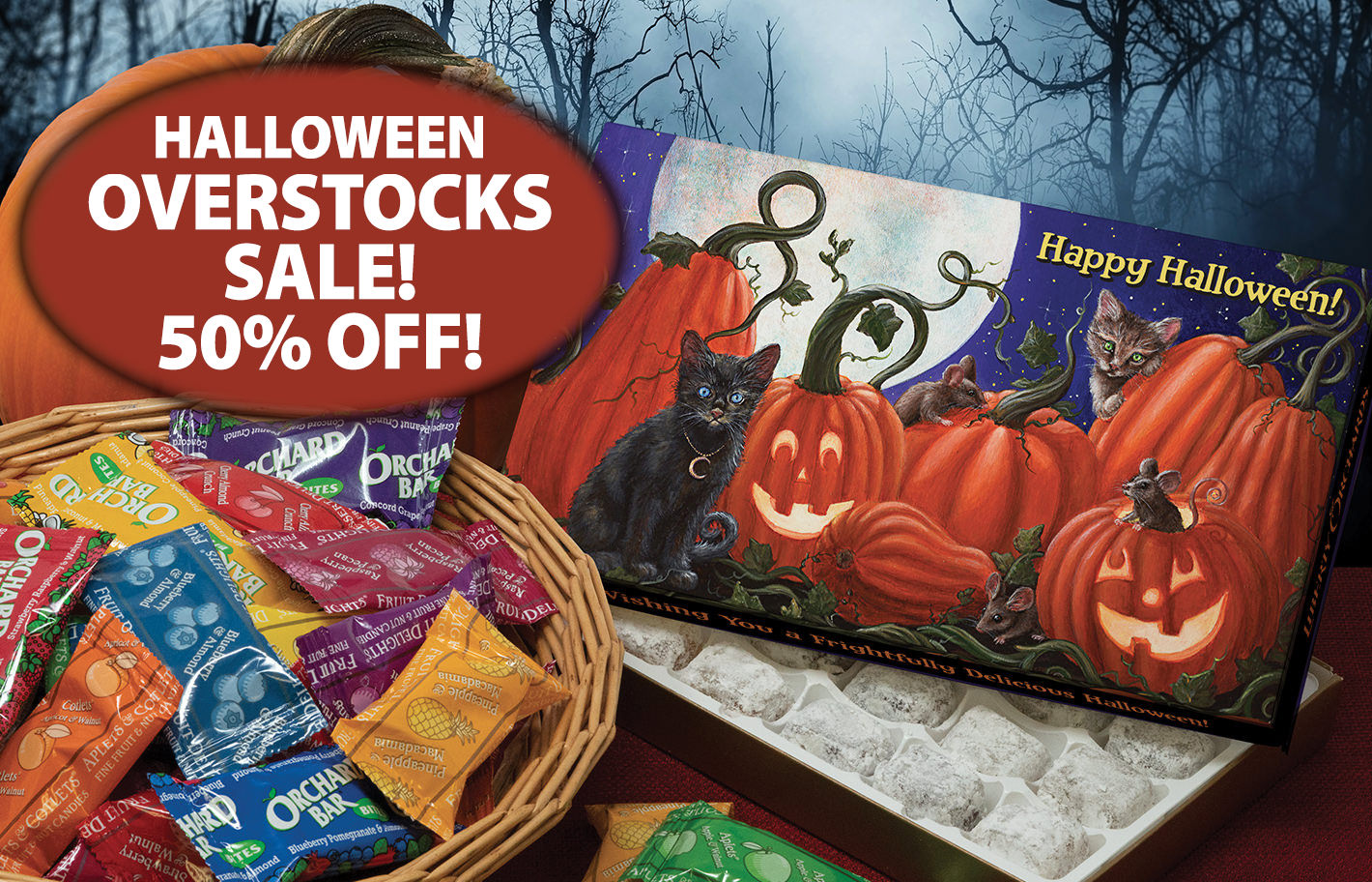 Halloween Item SALE!